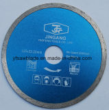 Cold Sintered Diamond Saw Blade for Wet Cutting