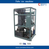 3D Simulation Assembly 1 Ton Tube Ice Machine