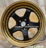 Car Rim Replica Wheel Rims Work Alloy Wheel for Meister