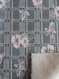 Fur Bonding Faux Suede Fabric/Waterproof Suede Fabric/Waterproof Suede Clothes Fabric (ESFH-554)