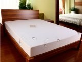 Waterproof Quilted Mattress Protector Tencel Cover Bedding
