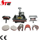 CE Approved Multifunctional 8 in 1 Sublimation Heat Press