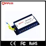 8 Channels RJ45 Connector 1000Mbps Cat 6 Ethernet Lightning Protection