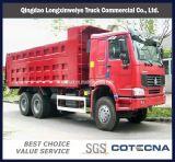 Sinotruk HOWO Capacity 16cbm 6X4 Tipper Truck