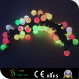 LED 23mm Ball String Lights for Christmas Outdoor Decoration