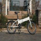 20 Inch Lithium Battery Alloy Folding Electric Bike (CB-20F04)