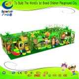 Hot Sale Indoor Kids Plastic Forest Theme Playground Equipment