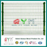 Qym-Welded Mesh Fence/ PVC Coated Fence/Garden Fence