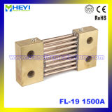 FL-19 1500A Welding Current DC AMP 75mv Drop DC Ammeter Shunt