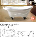 Wheeled Baby Small Bathtub Wtm-02602