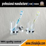 Fashion Classic Stainlesss Steel 304 Double Toothbrush Cup