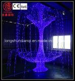 LED 3D Modeling Lamp