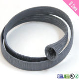 Grey Extensible Cable Marker Braided Hose Sleeve