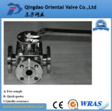 UL FM, Manufature Stainless Ball Valve High Quality Water Media Dn 65 Ball Valve Nice Price