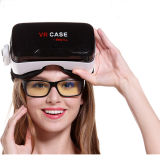2016 Virtual Reality 3D Vr Case with Bluetooth Remote Controller