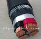 LV Copper/XLPE /Swa/PVC Sheath 4X95mm2 Power Cable