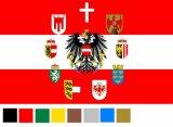 Festival Flag/Advertisement Flag/Decoration Flag/Sports Flag (0655)