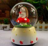 Resin Polyresin Home Decor Craft Water Globe Snow Globe
