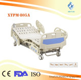 Superior Quality Electric Five-Function ABS Guardrail Medical Care Hospital Bed