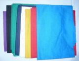 120GSM Cotton Plain Uniform Shirting Lycra Woven Stretch Spandex Fabric