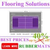 Sports Court Outdoor PP Interlock Waterproof Flooring Tiles
