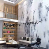Cut to Size Cloudy Grey Marble Wall Marble