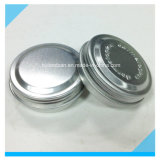 Plain Vacuum Tin Boxes for Packaging 30g Caviar