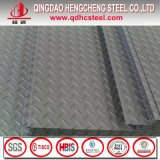 Mild Carbon Tear Drop Chequered Steel Plate with Low Price