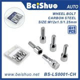 4+1PCS Harden Steel Wheel Lug Bolt