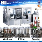 Automatic Glass Bottle Filling Machine for Red Wine or Liquor
