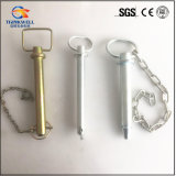 High Quality Forged Customised Galvanised Tow Pin with Chain