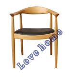 Restaurant Dining Coffee Leisure Hans Wegner Round Wooden Chair