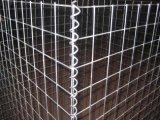 Hexagonal Gabion Barsket Box/Galvanized Welded Gabion Box