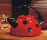 2015 High Quality Protable Enamel Beetle Kettle/ Teapot