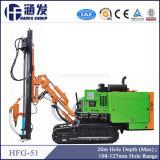 0~90 Degree Rock Drilling! Hfg-51 DTH Blast Hole Drilling Machine