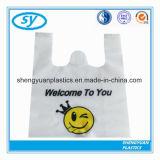 Cheap Wholesales High Quality Manufacturer Plastic T-Shirt Bag