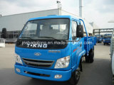 China Diesel 3 Ton Light Duty Truck for Exportation