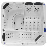Hydro SPA Round Balboa Hot Tub with 162 Jets for 7 Person Jacuzzi