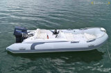 Liya14ft Rigid Inflatable Boats Small Fishing Boats with Engine