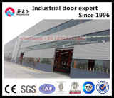 Automatic Industrial Door for Large Workshop