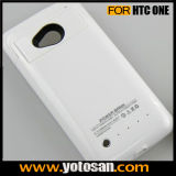 3200mAh Power Bank Battery Charge Case Cover for HTC One