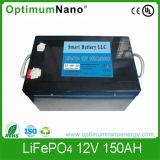 Hot Selling 12V 150ah LiFePO4 Battery Packs
