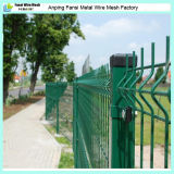 Best Price Triangular Bends Welded Wire Mesh Fence for Protection
