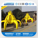 For Steel Scrap Electric Hydraulic Grab Bucket