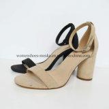 2017 New Design Fashion Women High Heel Sandal Lady Shoes