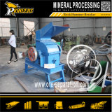 Mineral Particle Reduction Comminution Process Quartz Gold Ore Hammer Miller