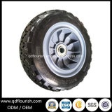 225X80 Solid Rubber Powder Wheel for Garden Tool Carts