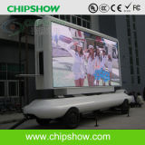 Chipshow High Brightness Full Color P10 Otdoor LED Moving Sign