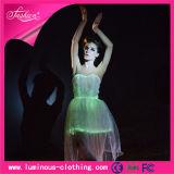 Luminous LED Light up Lace Dress Costume (YQ-42)