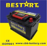 12V74ah Premium Quality Bestart Mf Vehicle Battery DIN 57412-Mf